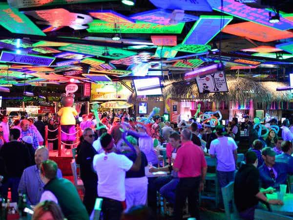 Balada Coco Bongo em Cancún