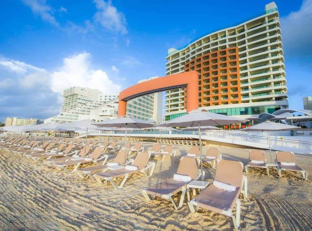 Beach Palace en Cancún: All Inclusive