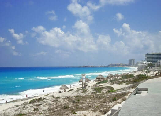 Playa Linda en Cancún