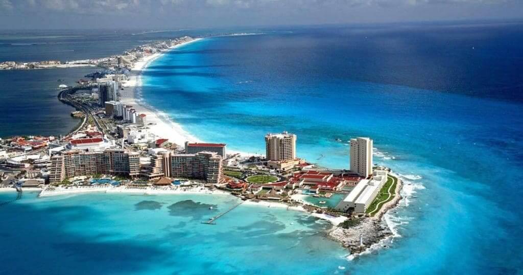 Alquilar un automóvil en Cancún