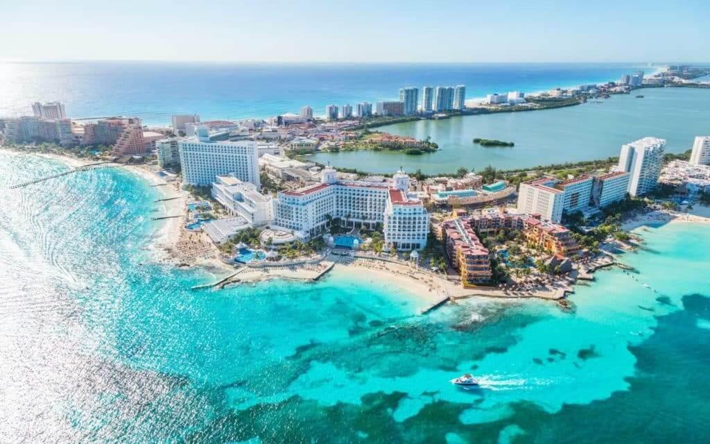 Zona Hotelera: Hoteles Resorts All Inclusive en Cancún