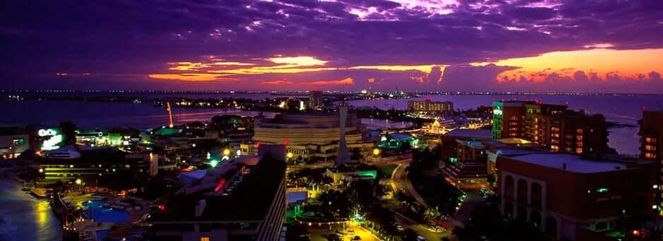 Que hacer de noche en Cancún