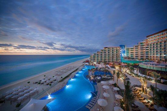 Hard Rock Hotel en Cancún