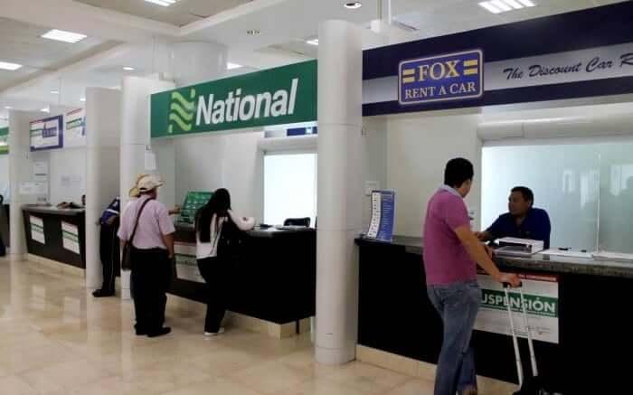 Mejores empresas de alquiler de coches en Cancún