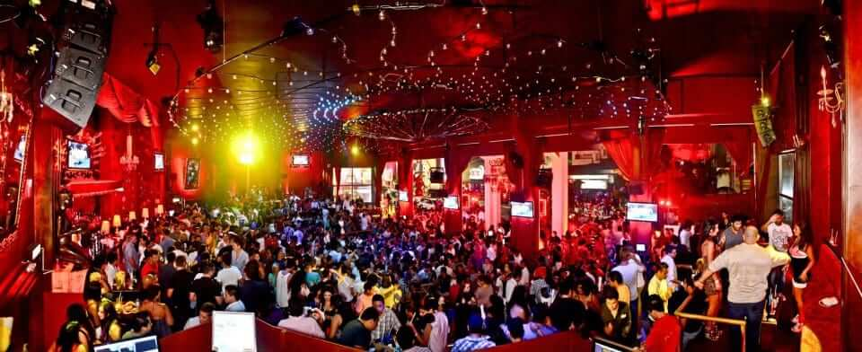 Discoteca Mandala en Cancún