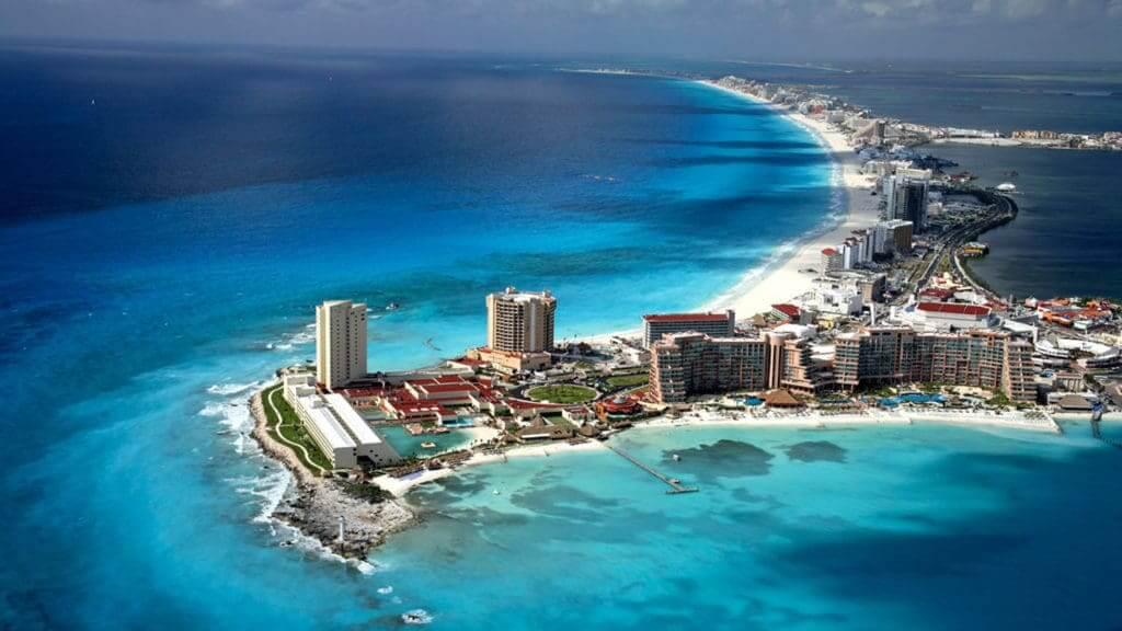Donde quedarse en Cancún