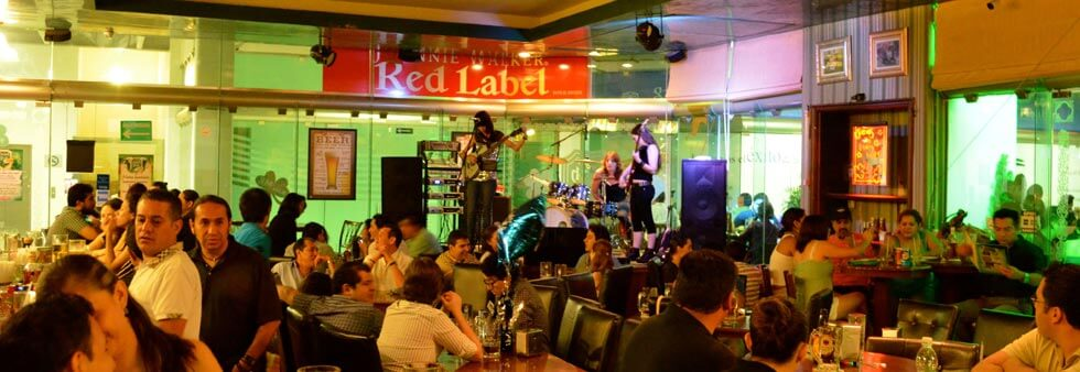 McCarthy's Irish Pub en Cancún