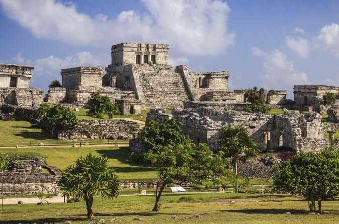 Ruinas de Tulum en Cancún