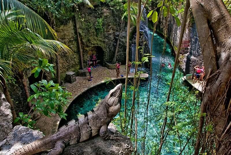 Parque Xcaret Park en Cancún