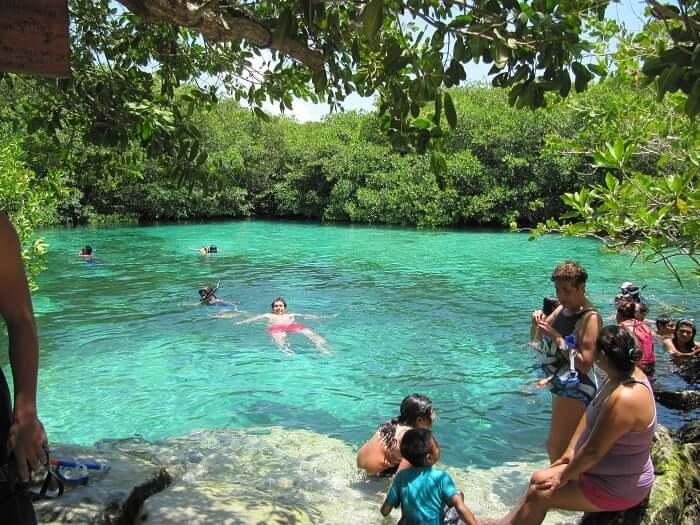 Casa Cenote en Cancún