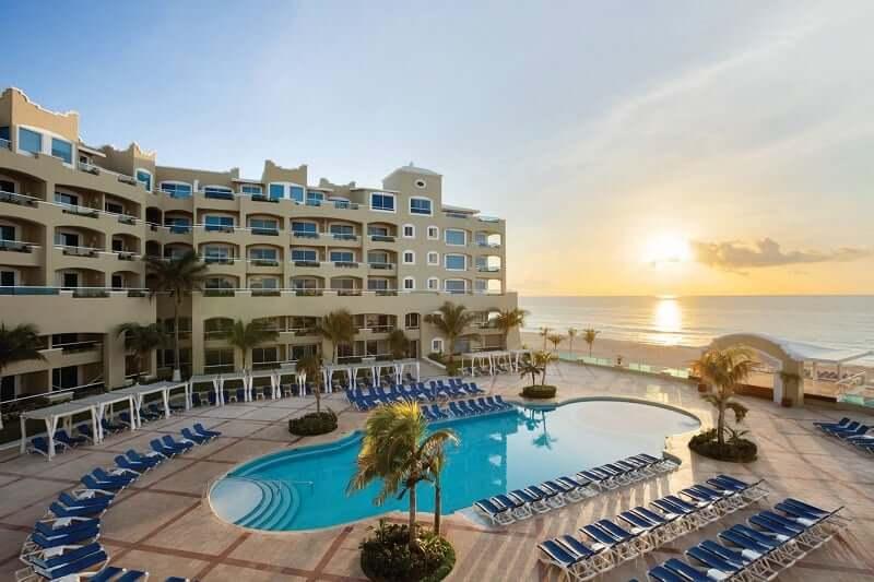 Sugerencias de los mejores hoteles en Cancún