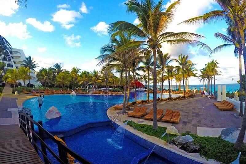 Hoteles buenos y baratos en el Centro de Cancún
