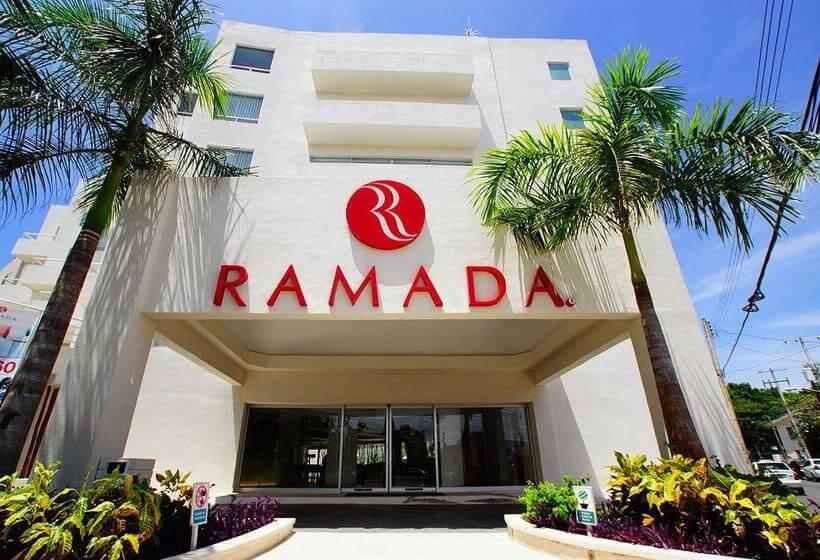 Hotel Ramada Cancun City en el Centro de Cancun