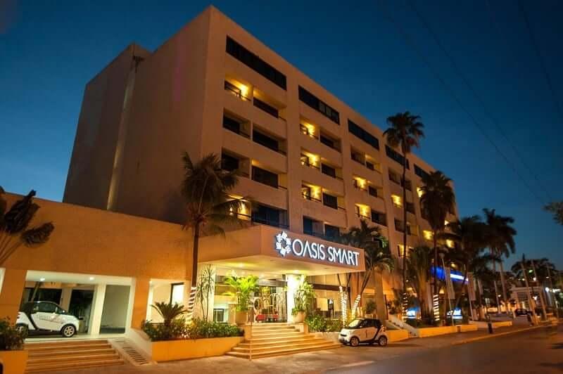 Hotel Smart Cancun by Oasis en el Centro de Cancún