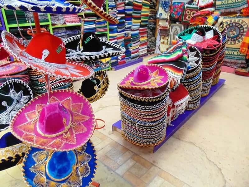 Dónde comprar recuerdos y souvenirs en Cancún