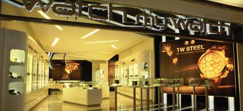 Tienda Watch my Watch para comprar relojes en Cancún