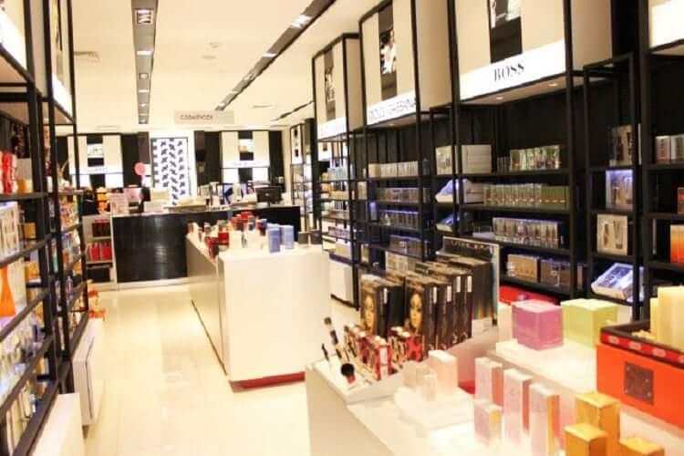 Tienda Liverpool para comprar perfumes en Cancún