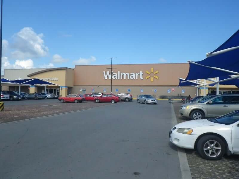 Tienda Walmart para comprar relojes en Cancún