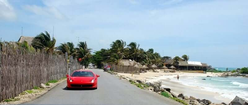 Cómo moverse por Cancún