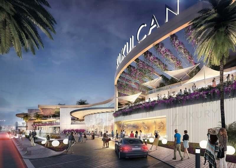 Shopping Plaza Kukulcan en Cancún