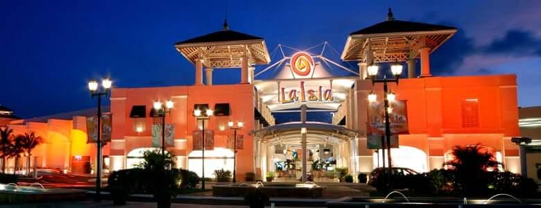 Shopping Plaza La Isla en Cancún