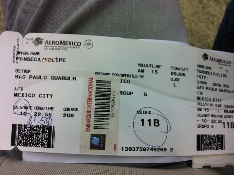 Cuánto cuesta un pasaje aéreo para Cancún
