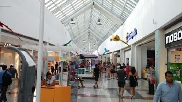 Shopping Plaza Las Americas en Cancún