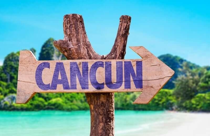 Paseos románticos en Cancún