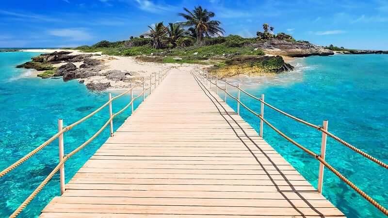 Itinerario de 4 días en Cancún