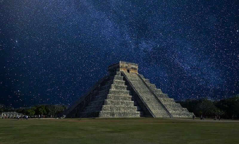 Chichén Itzá - Ruinas en Cancún