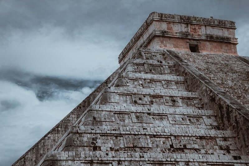 Cobá - Ruinas en Cancún