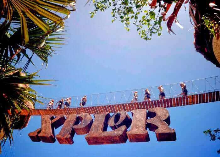Parque Xplor en Cancún