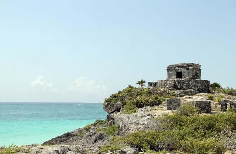 Tulum - Ruinas en Cancún
