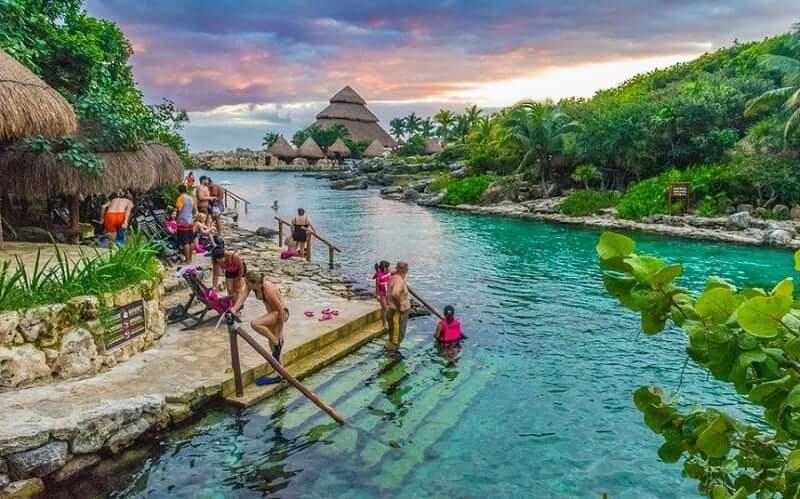Xcaret en Cancún