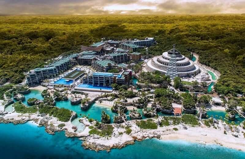 Parque Xcaret en Cancún