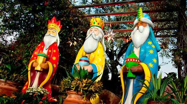 Día de los Reyes en Cancún y en México