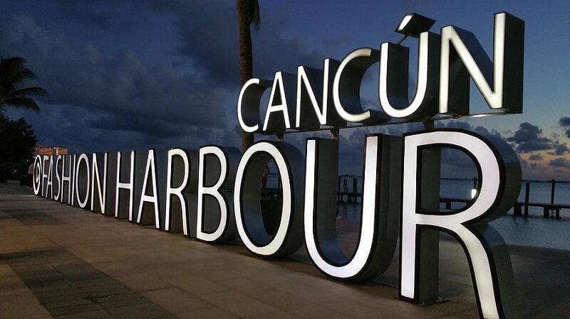 Fashion Harbour en Cancún