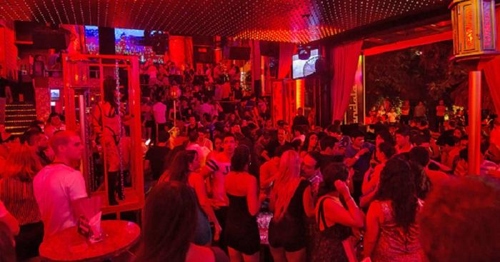 Información importante sobre el bar y discoteca Mandala en Cancún
